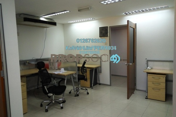 For Rent Office at SunwayMas Commercial Centre, Kelana Jaya Freehold Fully Furnished 3R/1B 1.35k