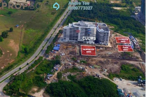 For Sale Condominium at Edusphere, Cyberjaya Freehold Fully Furnished 1R/1B 282k