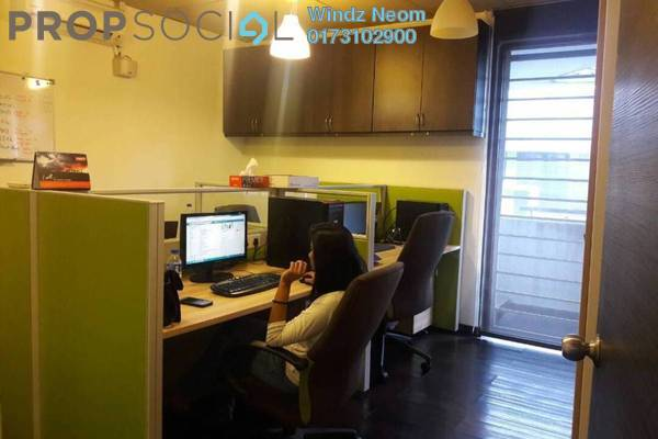 For Rent Office at Aked Esplanad, Bukit Jalil Freehold Fully Furnished 0R/1B 3k