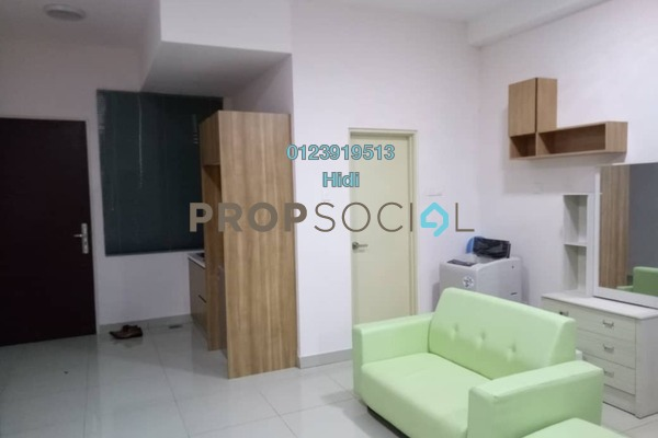 For Rent Serviced Residence at Palazio, Tebrau Freehold Fully Furnished 0R/1B 1.1k