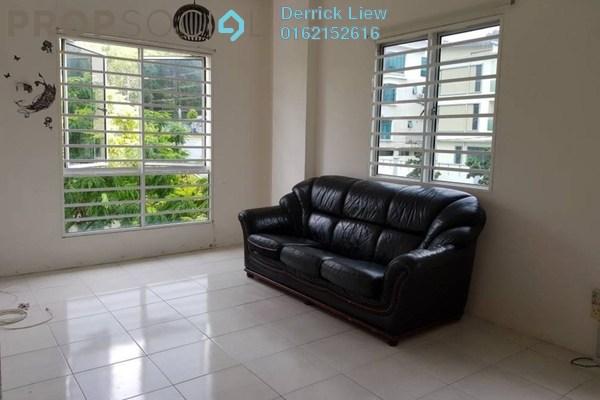 For Rent Apartment at Section 1, Bandar Mahkota Cheras Freehold Unfurnished 3R/2B 850translationmissing:en.pricing.unit
