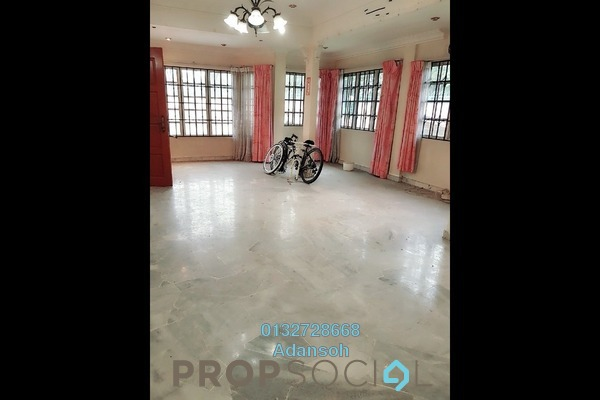 For Sale Terrace at SD10, Bandar Sri Damansara Freehold Semi Furnished 4R/3B 1.65m
