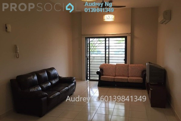 For Sale Condominium at Pelangi Damansara Sentral, Mutiara Damansara Freehold Fully Furnished 1R/1B 468k