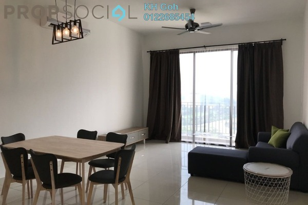 For Rent Condominium at The Clio Residences, IOI Resort City Freehold Fully Furnished 3R/2B 2.5k