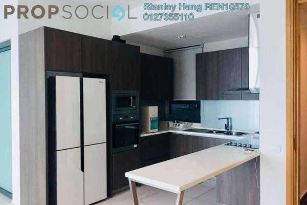 For Rent Condominium at The Treez, Bukit Jalil Freehold Fully Furnished 3R/3B 40k