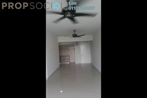 For Rent Condominium at Maxim Residences, Cheras Freehold Semi Furnished 3R/2B 1.7k