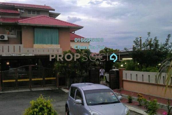 For Sale Terrace at Taman Prima Tropika, Bandar Putra Permai Freehold Fully Furnished 5R/4B 1.1m