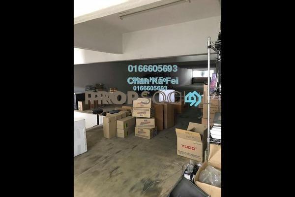 For Sale Factory at Taman Sri Serdang, Seri Kembangan Leasehold Semi Furnished 11R/5B 3.2m