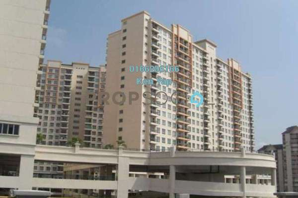 For Sale Condominium at Kuchai Avenue, Kuchai Lama Freehold Unfurnished 3R/2B 480k