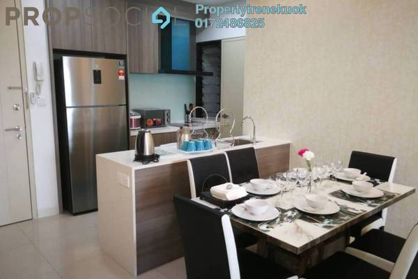 For Rent Condominium at V Residence 2 @ Sunway Velocity, Cheras Freehold Fully Furnished 2R/2B 3.8k