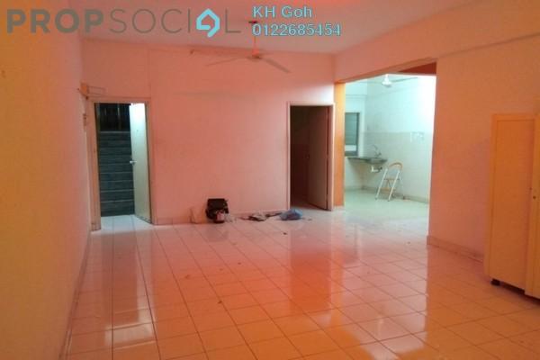 For Rent Apartment at Suria Apartment, Damansara Damai Freehold Semi Furnished 4R/2B 1k