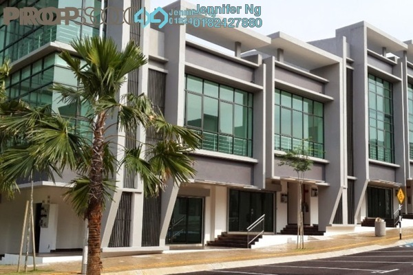 For Sale Shop at E-Boulevard, Denai Alam Freehold Unfurnished 0R/3B 1.8m