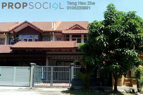 For Sale Terrace at Nahara, Bandar Bukit Raja Freehold Unfurnished 4R/3B 550k