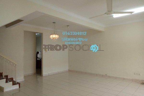 For Sale Terrace at Puteri 12, Bandar Puteri Puchong Freehold Semi Furnished 4R/3B 890k