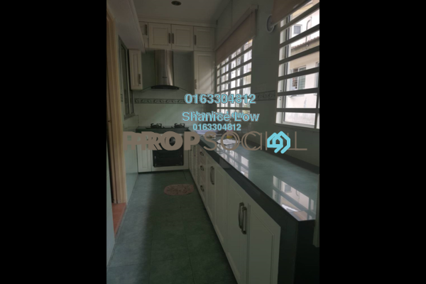 For Rent Terrace at Puteri 12, Bandar Puteri Puchong Freehold Semi Furnished 4R/3B 1.85k