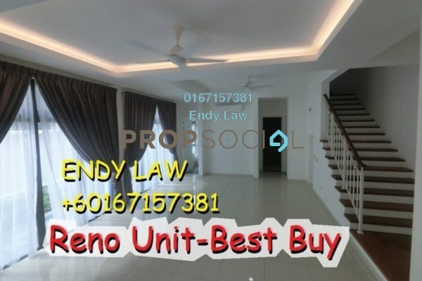 For Sale Semi-Detached at SiLC, Iskandar Puteri (Nusajaya) Freehold Unfurnished 5R/6B 970k