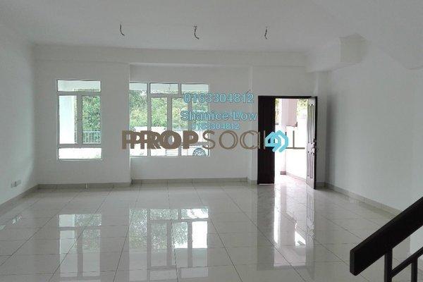 For Sale Terrace at PU1, Bandar Puchong Utama Freehold Semi Furnished 4R/3B 950k