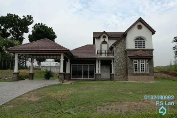 For Sale Bungalow at Bandar Saujana Utama, Sungai Buloh Freehold Semi Furnished 4R/3B 1.05m