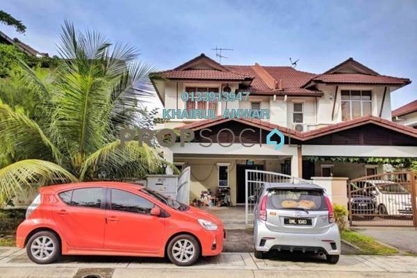 For Sale Semi-Detached at Sunway Alam Suria, Shah Alam Freehold Semi Furnished 4R/3B 748k