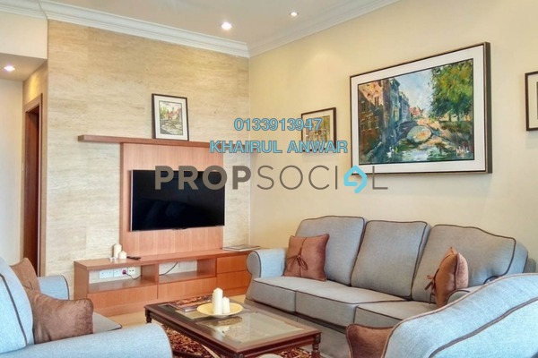 For Sale Condominium at Sri Langit, Seputeh Freehold Fully Furnished 5R/5B 2.2m