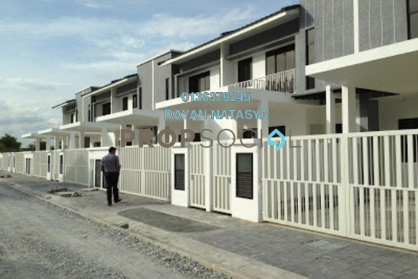 For Sale Superlink at Delfina, Nilai Impian Freehold Semi Furnished 4R/4B 600k