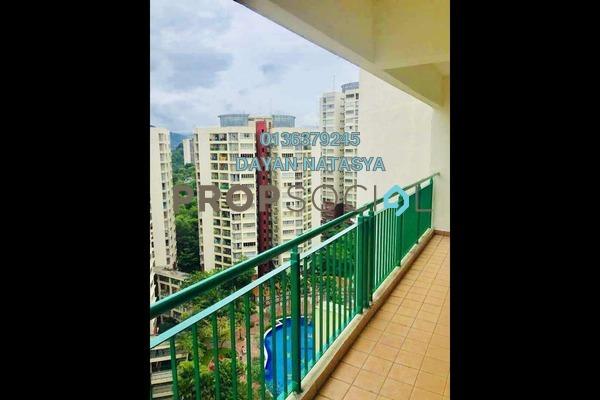 For Sale Serviced Residence at Villa Wangsamas, Wangsa Maju Freehold Semi Furnished 6R/5B 800k