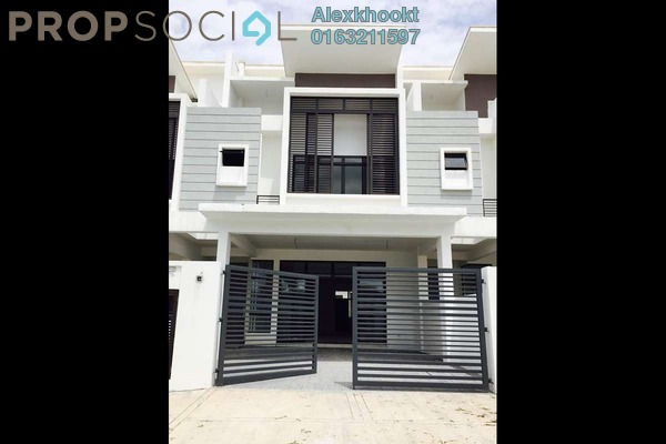For Sale Terrace at Emerald, Alam Impian Freehold Unfurnished 4R/4B 945k