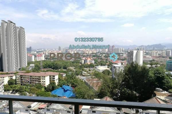 For Rent Condominium at Desa Villas, Wangsa Maju Freehold Semi Furnished 4R/2B 2.1k