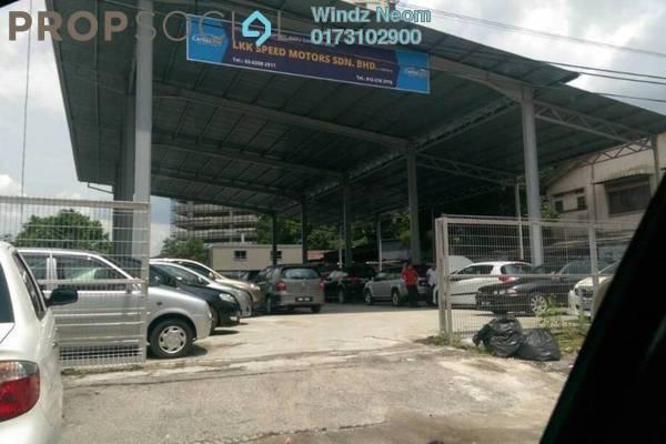 For Sale Land at Kampung Pasir Segambut, Segambut Freehold Unfurnished 0R/0B 15.2m