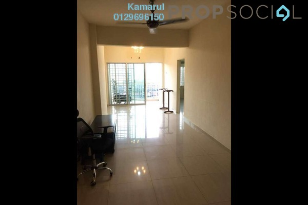 For Sale Condominium at Kepong Central Condominium, Kepong Freehold Unfurnished 3R/2B 280k