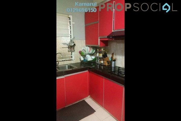 For Sale Condominium at Magna Ville, Selayang Freehold Semi Furnished 3R/2B 320k
