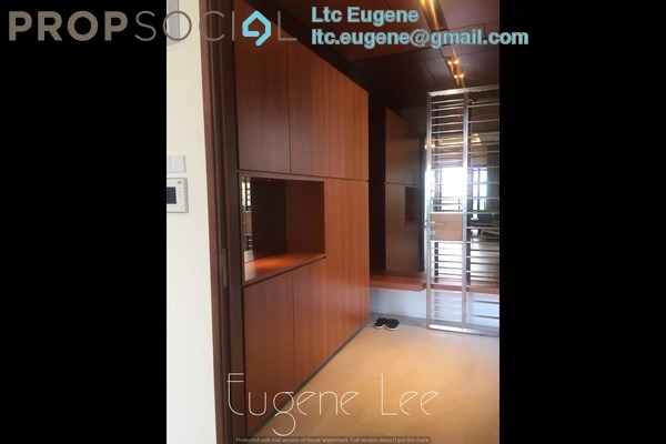 For Rent Condominium at Mira Residence, Tanjung Bungah Freehold Fully Furnished 4R/3B 4k