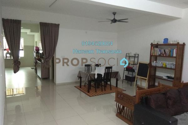 For Sale Terrace at Balista, Bandar Sri Sendayan Freehold Unfurnished 4R/4B 535k