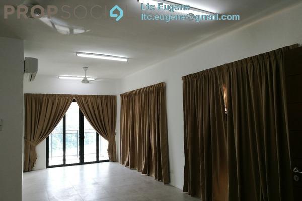 For Rent Condominium at Mira Residence, Tanjung Bungah Freehold Semi Furnished 3R/2B 2.1k