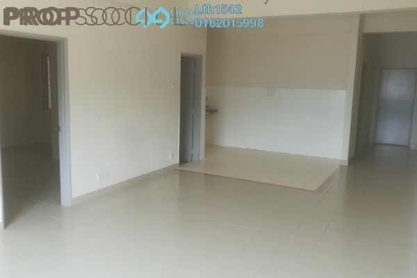 For Rent Apartment at Taman Daya, Kepong Freehold Unfurnished 3R/2B 1.1k