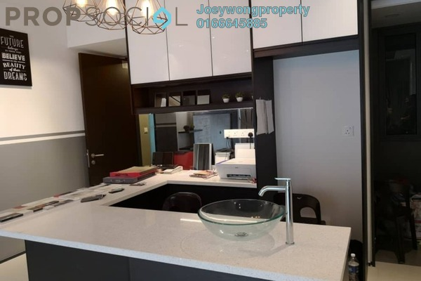 For Rent Condominium at The Fennel, Sentul Freehold Fully Furnished 3R/3B 3.8k