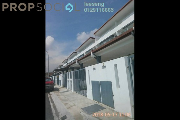 For Sale Terrace at Taman Seri Sementa , Kapar Freehold Unfurnished 4R/2B 399k
