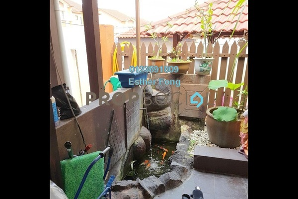 For Sale Terrace at Taman Bukit Permata, Batu Caves Freehold Semi Furnished 4R/4B 680k
