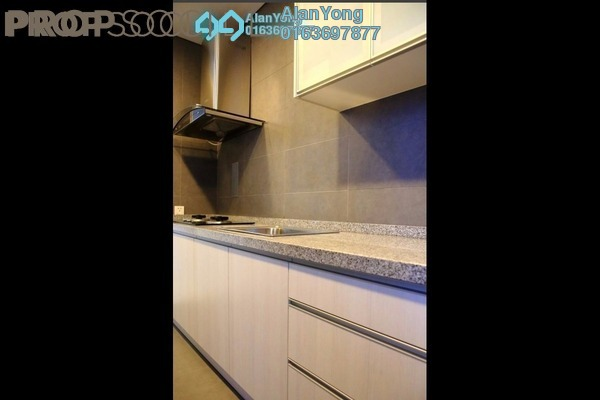 For Rent Condominium at M Suites, Ampang Hilir Freehold Fully Furnished 1R/1B 1.7k