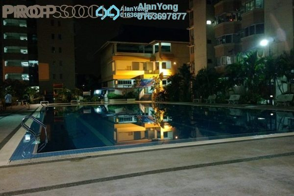 For Rent Condominium at De Tropicana, Kuchai Lama Freehold Fully Furnished 3R/2B 1.46k