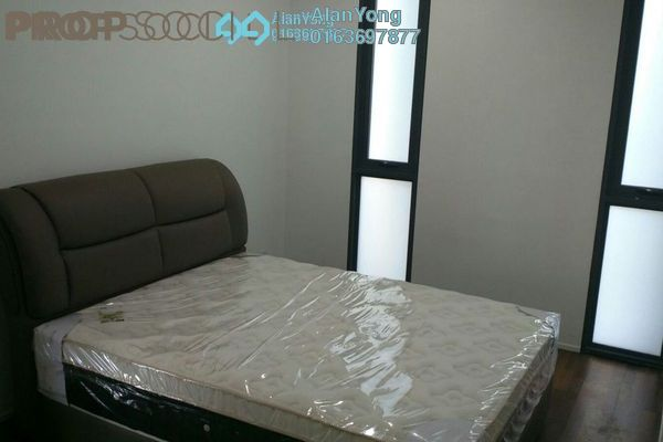 For Rent Condominium at The Capers, Sentul Freehold Fully Furnished 2R/3B 2.8k