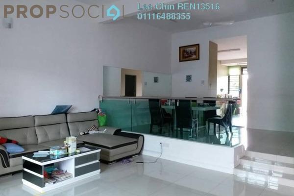 For Sale Terrace at Bandar Damai Perdana, Cheras South Freehold Semi Furnished 5R/4B 988k