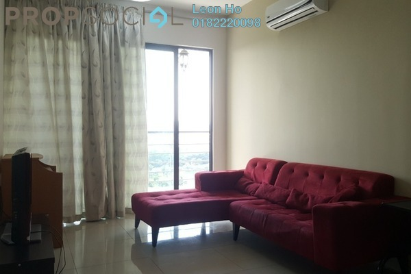 For Rent Condominium at Senza Residence, Bandar Sunway Freehold Fully Furnished 3R/2B 2.5k