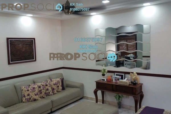 For Sale Link at Taman Gembira, Klang Freehold Semi Furnished 4R/3B 598k