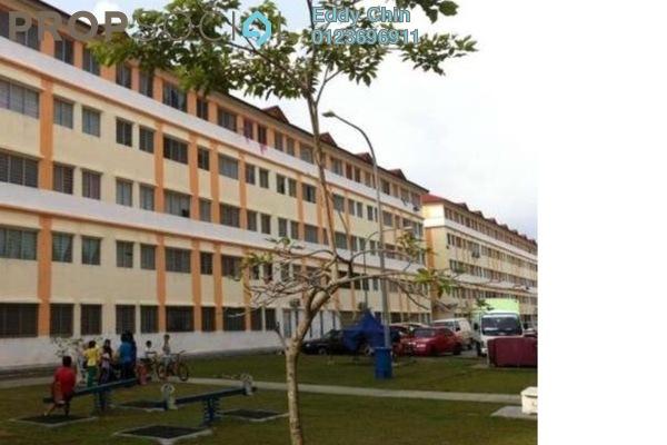 For Rent Apartment at Impian Flat, Bandar Saujana Putra Freehold Unfurnished 3R/2B 600translationmissing:en.pricing.unit