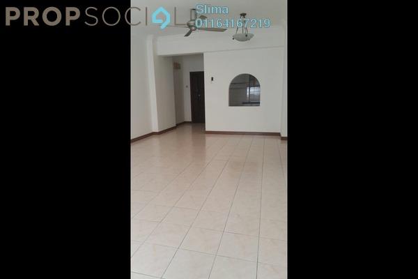For Sale Condominium at Vista Komanwel, Bukit Jalil Freehold Unfurnished 3R/2B 464k