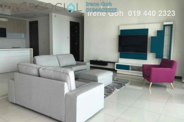 For Rent Condominium at Infinity, Tanjung Bungah Freehold Fully Furnished 3R/4B 7.5k