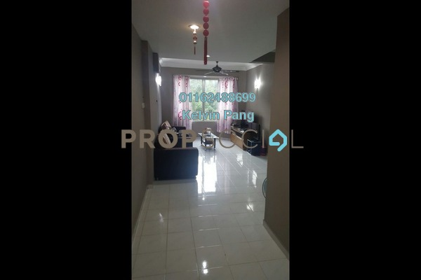 For Rent Apartment at Jay Series, Green Lane Freehold Semi Furnished 3R/2B 1.2k