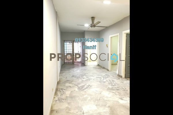For Sale Apartment at Teratai Mewah Apartment, Setapak Freehold Unfurnished 3R/1B 235k
