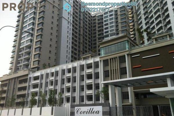 For Sale Condominium at Covillea, Bukit Jalil Freehold Fully Furnished 4R/2B 850k